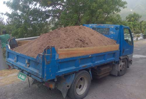 Trucking Services - Soil