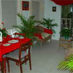 Grand View Bed and Breakfast, Montserrat, Carribean